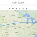 Bisher ist unklar, ob Flight Search demnächst auch in Deutschland nutzbar ist. (Bild: Droid Life)