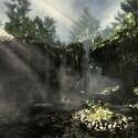 ...atemberaubende Landschaften, ob dem Spieler... (Bild: Activision)