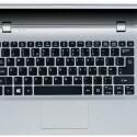 Der Tastatur-Druckpunkt ist angenehm. Ausnahme ist die obere Pfeiltaste, die sich sehr schwammig anfühlt. (Bild: Acer)