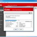Antivir überprüft ein Verzeichnis nach Viren. (Bild: Avira - Free Antivirus 2013)