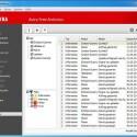 Auflistung aller ausgeführten Aktionen Antivirs. (Bild: Avira - Free Antivirus 2013)