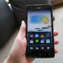 Acer stattet das Liquid S1 mit dem sogenannten Float User Interface aus. (Bild: netzwelt)