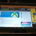 Das Display des Asus MeMoPad 10 FHD löst mit 1.920 x 1.200 Pixeln auf. (Bild: netzwelt)