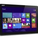 Alle Apps aus dem Windows Store und bei Bedarf eine klassische Desktop-Ansicht: Auf dem W3 laufen sämtliche x86-kompatible Programme. (Bild: Acer)