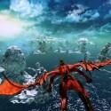 Crimson Dragon ist die geistige Fortsetzung der Panzer Dragoon-Reihe, die auf dem Sega Saturn ihren Ursprung fand. (Bild: Microsoft)