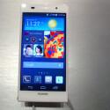 Das Huawei Ascend P6 gibt es in Schwarz, Weiß und... (Bild: netzwelt)