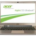 Im Inneren werkelt ein Core i3-Prozessor von Intel samt Intel-Grafik. (Bild: Acer)