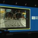 Die Pro Camera-App gibt dem Nutzer volle Kontrolle über die Kamera-Einstellungen. (Bild: Screenshot Nokia Webcast)