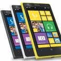 Das Lumia 1020 wird in den Farben Schwarz, Weiß und Gelb erhältlich sein. (Bild: Screenshot AT&T.com)