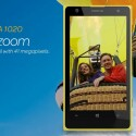 Das Lumia 1020 wird zunächst beim US-Netzbetreiber AT&T erscheinen. Es ist ab dem 26. Juli in den Stores des Netzbetreibers erhältlich. (Bild: Screenshot Nokia Webcast)