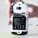 Das Smartphone kann mit zwei SIM-Karten laufen. (Bild: netzwelt)