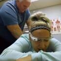 Die unterschiedlichsten Personen testen derzeit die Google-Brille. Unter anderem die Tennisspielerin Bethanie Mattek-Sands. (Bild: Screenshot YouTube/Project Glass)