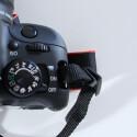 Die Bedienung orientiert sich an anderen Canon DSLRs. (Bild: netzwelt)