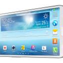 Im Querformat lassen sich zwei Apps bequem bedienen. (Bild: Samsung)
