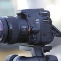 Der verbaute Exmor-Sensor im APS-C-Format löst mit 20,1 Megapixeln auf und ist bis ISO 1600 besonders rauscharm. (Bild: netzwelt)