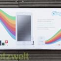 """""""With love from Berlin"""" steht auf der Verpackung des Starter Kit von Changers. Die Solarzelle an sich importiert das deutsche Start-Up jedoch aus den USA. (Bild: netzwelt)"""