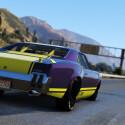 Auch mit diesem Sportwagen werden sich Spieler in Los Santos bewegen können. (Bild: Rockstar Games)