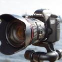 Die Canon EOS 6D ist der Vollformat-Einstieg von Canon. (Bild: netzwelt)