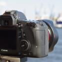 Die Kamera überzeugt, dank großem Sensor und DIGIC 5+-Bildprozessor für gute Bildqualität. (Bild: netzwelt)