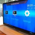 Die Software eHome Media Center dient zum Abspielen von Netzwerkmedien, macht den Stick aber auch selbst zum Server. Bei Änderungen der Menüsprache in Deutsch heißt das Programm dann Zuhause Medien Zentrum. (Bild: netzwelt)