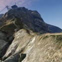 Die Berge rund um Los Santos können auf verschiedene Weise erkundet werden. (Bild: Rockstar Games)