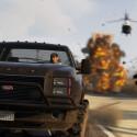In den Missionen lassen sich alle drei Charaktere abwechselnd spielen. (Bild: Rockstar Games)