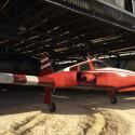 Besonders in GTA Online könnten die Flugzeuge für viel Spaß sorgen. (Bild: Rockstar Games)