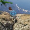 In GTA Online wird auch Wettfliegen möglich sein. (Bild: Screenshot YouTube)
