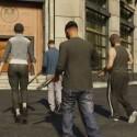 Banküberfälle können zusammen mit Freunden durchgeführt werden. (Bild: Screenshot YouTube)
