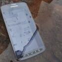 Das Galaxy S4 Active ist weitestgehend gegen Wasser geschützt. (Bild: netzwelt)