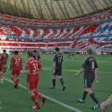 Pro Evolution Soccer setzt 2014 auf eine neue Grafik-Engine. Die deutschen Mannschaften Bayer Leverkusen und... (Bild: Konami)