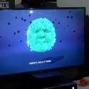 Die Erkennung der eigenen Gesichtskonturen funktionierte in dem Spiel nicht wirklich zufriedenstellend. (Bild: netzwelt)