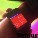 Die Smartwatch kann auch als Fitness-Tracker verwendet werden. (Bild: Venturebeat)
