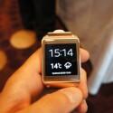 Im Vorfeld der IFA präsentierte Samsung Journalisten die Smartwatch Galaxy Gear. (Bild: netzwelt)