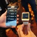 Die Armbanduhr bezeichnet Samsung als sogenanntes Companion Device. Ohne ein per Bluetooth angekoppeltes Smartphone bietet sie nur wenige Funktionen. (Bild: netzwelt)
