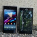 Sony stattet das Xperia Z1 mit seiner neuen Triluminos-Technik aus. Im Test war zwischen beiden Bildschirmen aber kein großer Unterschied auszumachen. (Bild: netzwelt)