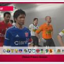 Auch die erste Liga aus Chile ist nun spielbar. (Bild: Konami)
