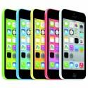 Erhältlich ist das iPhone 5c in Grün, Blau, Gelb, Pink und Weiß. (Bild: Apple)