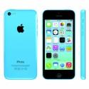 Das bunte iOS 7 korrespondiert mit dem farbigen Gehäuse des iPhone 5c. (Bild: Apple)