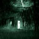 In der Dunkelheit ist man auf die Nachtsichtfunktion der Handkamera angewiesen. (Bild: Red Barrels)