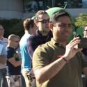 Das bei der FCC aufgetauchte vermeintliche Nexus 5 ist auch in einem Google-Promovideo zu sehen. (Bild: Ausdroid.net)