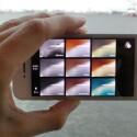 Die Kamera-App bietet nun ebenfalls Fotofilter. (Bild: netzwelt)