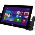 """Eine neue Dockingstation erleichtert die Arbeit im """"Notebook-Modus"""" (Bild: Microsoft)"""