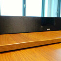 Die Soundbar Cinebar 21 im Set Cinebar 21 XL Streaming rüstet den meist trüben Sound von TV-Lautsprechern auf und simuliert räumlichen Klang durch Dolby Virtual Speaker-Technologie. (Bild: netzwelt)