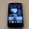 Das Desire 500 bietet den bereits vom Spitzenmodell HTC One bekannten Startbildschirm BlinkFeed. (Bild: netzwelt)