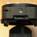 Bilder können zusätzlich auf einer SDXC-microSD-Karte gespeichert werden. (Bild: netzwelt)