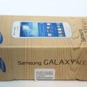 Das Galaxy Ace 3 kommt wie alle Samsung-Smartphones in einer Öko-Verpackung in den Handel. (Bild: netzwelt)