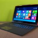 """Zusammen mit dem optionalen """"Power-Keyboard"""" wird das Lumia-Tablet zu einer Art Notebook-Ersatz. (Bild: netzwelt)"""