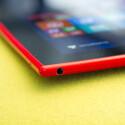 Das Gehäuse besteht aus Polycarbonat. Neben dem abgebildeten glänzenden Rot gibt es das 2520 auch in matter Farbgebung. (Bild: netzwelt)