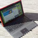 Das kontraststarke, auch bei Sonnenlicht ablesbare Diplay ist zusammen mit der Kamera ein Alleinstellungsmerkmal des Lumia-Tablets. (Bild: netzwelt)